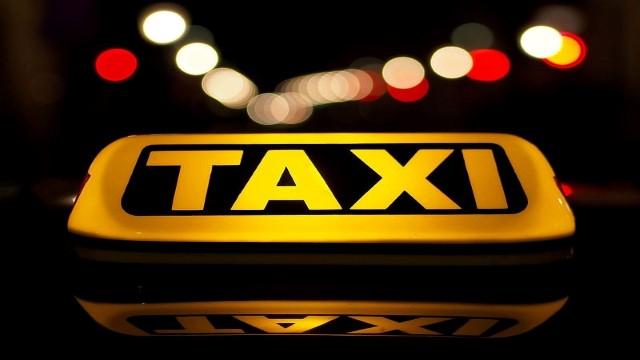 Illuminated Taxi Cab sign